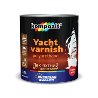 Купить Kompozit Yacht varnish яхтный лак 10л